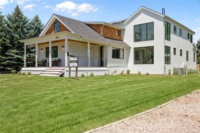 1503 Cedar Avenue, Boulder, CO 80304 - MLS#: 5840424