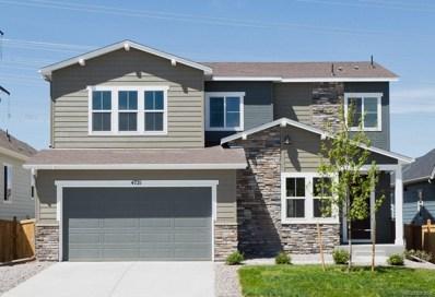 4721 Basalt Ridge Circle, Castle Rock, CO 80108 - MLS#: 5840724