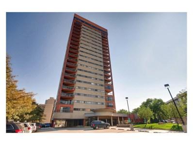 100 Park Avenue UNIT 1504, Denver, CO 80205 - MLS#: 5847270