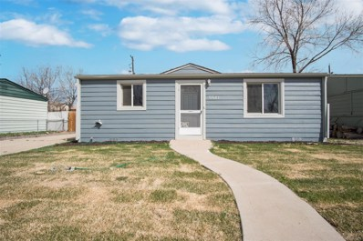 6621 E 75th Place, Commerce City, CO 80022 - MLS#: 5851008