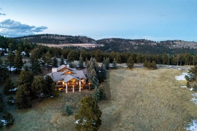 30376 Snowbird Lane, Evergreen, CO 80439 - #: 5852828