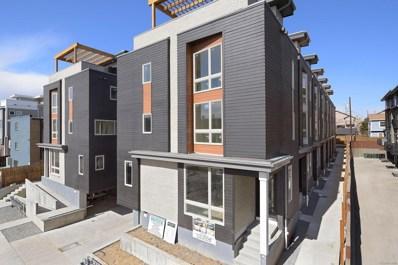 2625 W 25th Avenue UNIT 7, Denver, CO 80211 - MLS#: 5856434