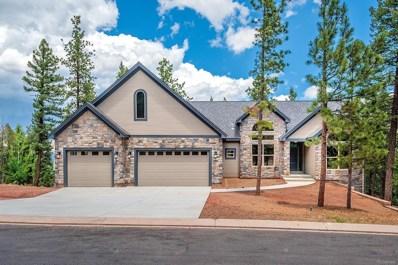 1310 Spruce Ridge Lane, Woodland Park, CO 80863 - MLS#: 5857997