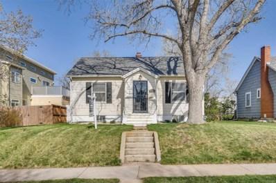 3760 S Cherokee Street, Englewood, CO 80110 - MLS#: 5859381