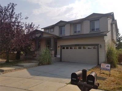 10466 Ouray Street, Commerce City, CO 80022 - MLS#: 5861202