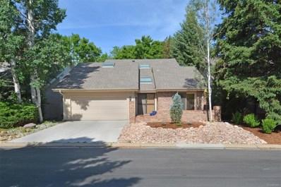 7104 Cedarwood Circle, Boulder, CO 80301 - MLS#: 5861855