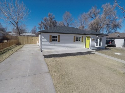 1073 Vaughn Street, Aurora, CO 80011 - MLS#: 5863560