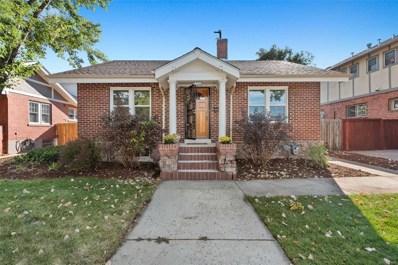 1266 S Emerson Street, Denver, CO 80210 - MLS#: 5871954