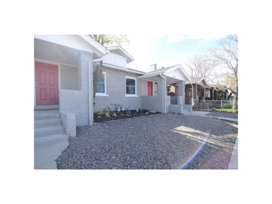 2517 S Broadway, Denver, CO 80210 - MLS#: 5872919
