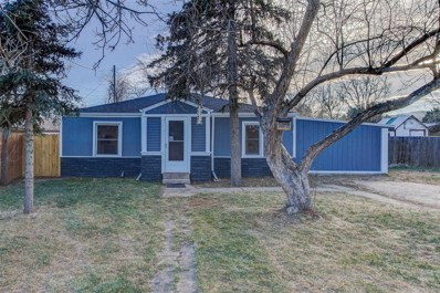 16420 W 10th Avenue, Golden, CO 80401 - #: 5873363