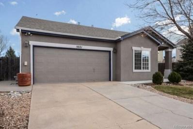 5021 Thorndike Avenue, Castle Rock, CO 80104 - MLS#: 5875188