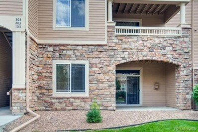 9557 W San Juan Circle UNIT 103, Littleton, CO 80128 - #: 5877169