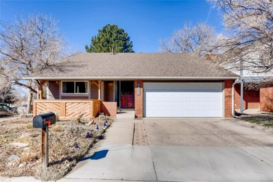 3956 S Atchison Way, Aurora, CO 80014 - MLS#: 5877327