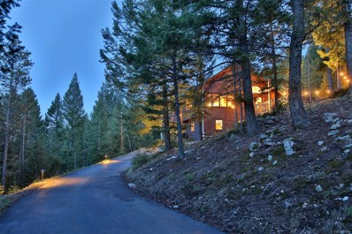 31664 Snowshoe Road, Evergreen, CO 80439 - #: 5878270