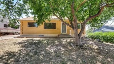 2811 Hayman Terrace, Colorado Springs, CO 80910 - MLS#: 5885072