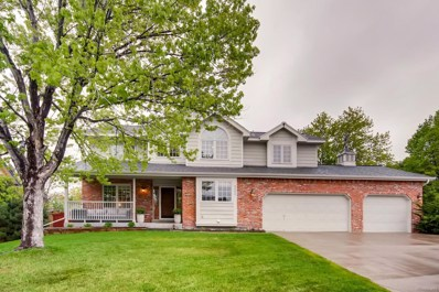 9352 Mountain Brush Street, Highlands Ranch, CO 80130 - #: 5885194