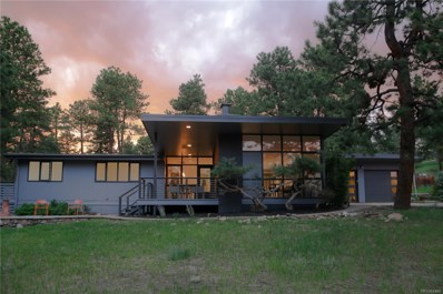 4047 Ponderosa Drive, Evergreen, CO 80439 - #: 5887040