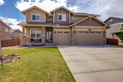2792 Mashie Circle, Castle Rock, CO 80109 - #: 5889331