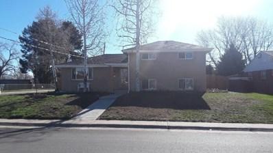 2308 S Utica Street, Denver, CO 80219 - #: 5889788