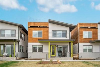 4015 Fenton Court, Wheat Ridge, CO 80212 - MLS#: 5890075