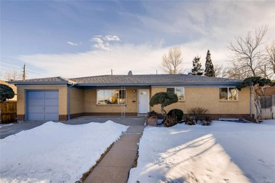 5564 E Utah Place, Denver, CO 80222 - #: 5892659