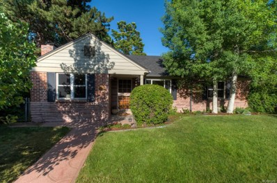 1022 Poplar Street, Denver, CO 80220 - #: 5893816