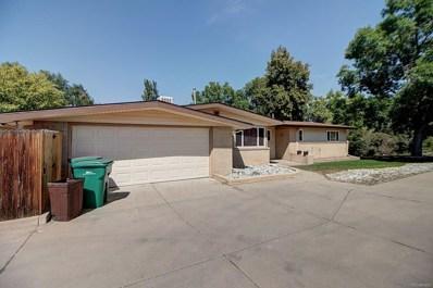 5305 W Jewell Avenue, Lakewood, CO 80232 - #: 5896960
