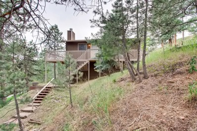 4990 Mt Vista Court, Evergreen, CO 80439 - #: 5897280
