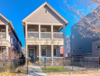 2210 Washington Street, Denver, CO 80205 - #: 5899166