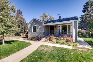 1375 E Amherst Circle, Denver, CO 80210 - #: 5902644
