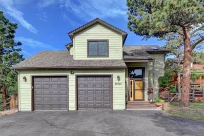 27160 Sun Ridge Drive, Evergreen, CO 80439 - #: 5904762