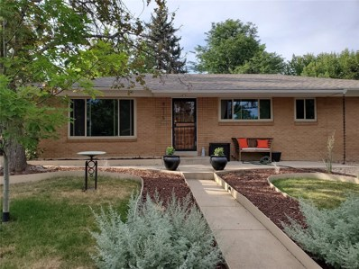 9115 W 4th Avenue, Lakewood, CO 80226 - #: 5906257