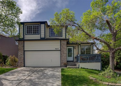 9619 Newcastle Drive, Highlands Ranch, CO 80130 - MLS#: 5906927