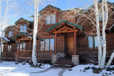 3339 Spring Valley Drive UNIT 23, Steamboat Springs, CO 80487 - #: 5909243