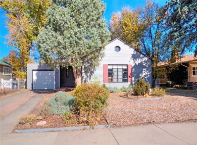 506 E Fontanero Street, Colorado Springs, CO 80907 - MLS#: 5910150