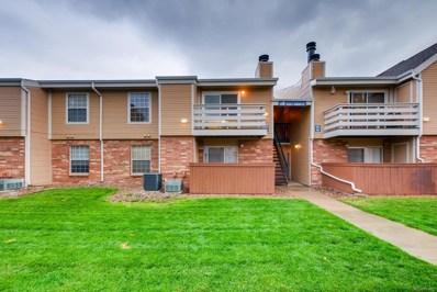 3320 S Ammons Street UNIT 203, Lakewood, CO 80227 - #: 5911046