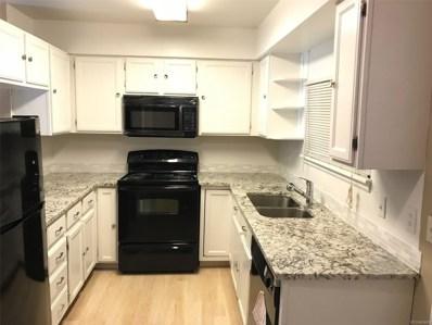 4480 S Pitkin Street UNIT 116, Aurora, CO 80015 - MLS#: 5913718