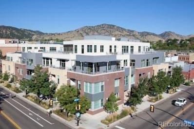 1655 Walnut Street UNIT 102, Boulder, CO 80302 - MLS#: 5915534