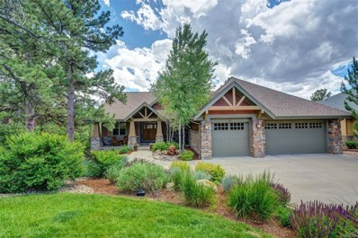 2498 Oak Vista Court, Castle Rock, CO 80104 - MLS#: 5918995
