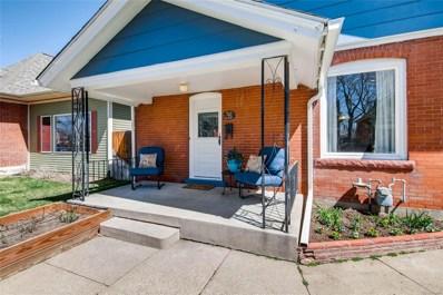 4226 Umatilla Street, Denver, CO 80211 - MLS#: 5921705