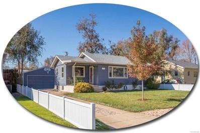 2741 S Pearl Street, Englewood, CO 80113 - MLS#: 5926255