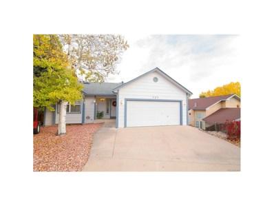 535 Vernon Court, Colorado Springs, CO 80910 - MLS#: 5928876