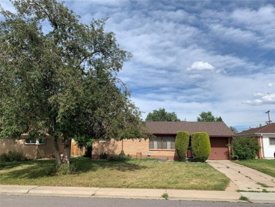2850 Newport Street, Denver, CO 80207 - #: 5929453