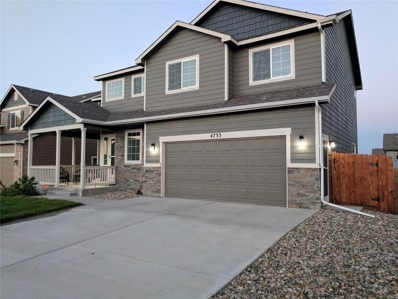 4733 San Amels Way, Colorado Springs, CO 80911 - MLS#: 5933393