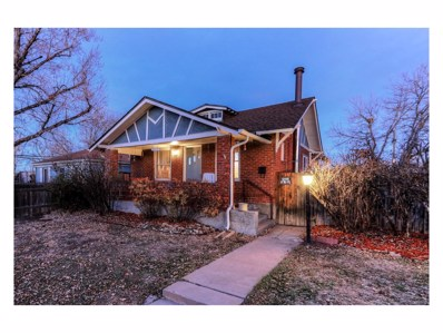 2506 S Acoma Street, Denver, CO 80223 - MLS#: 5934284