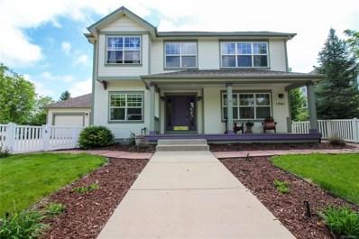 1361 Washburn Street, Erie, CO 80516 - MLS#: 5942743