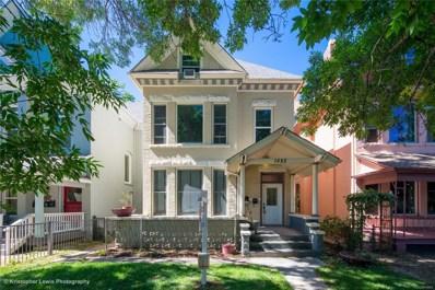 1553 N High Street UNIT 101, Denver, CO 80218 - MLS#: 5946485