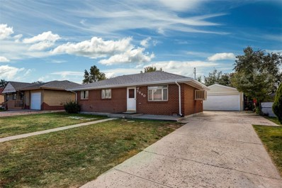 5840 E 67th Place, Commerce City, CO 80022 - MLS#: 5949107
