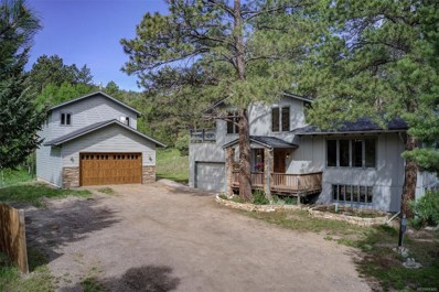 5285 S Hatch Drive, Evergreen, CO 80439 - #: 5951286