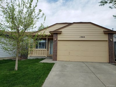 1980 W 100th Place, Thornton, CO 80260 - MLS#: 5951632